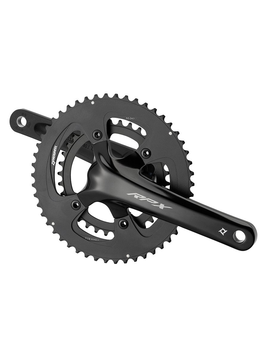 Система PROWHEEL ROAD RPX11-621C-TT-1,39*53T*175MM PW-BB68+,CHAINLINE:43.5,BCD:110,черный